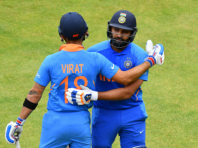 India vs West Indies 3rd T20I: Rohit Sharma, Virat Kohli create history