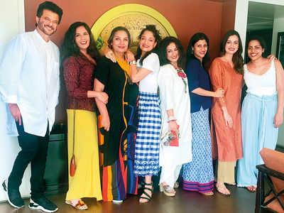 Shabana Azmi and her red lipstick gang
