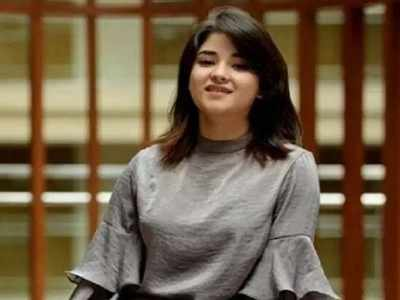 Zaira Wasim requests fan pages to remove her pictures from social media platforms, pens a note