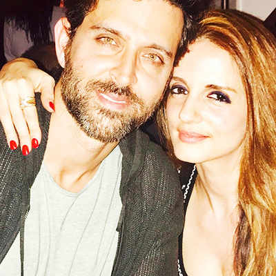 Sussanne Khan moves in with Hrithik Roshan amid lockdown