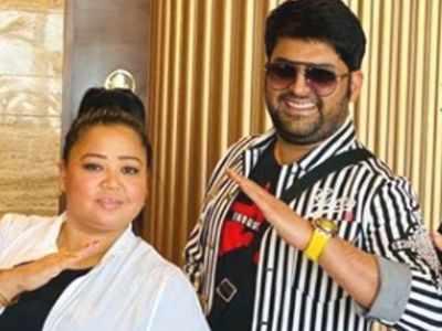 Kapil Sharma to worship daughter Anayra on Ashtami this Navratri