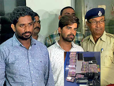 Card-cloning racket busted; two arrested
