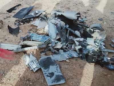Pakistani drone shot down near Kutch district
