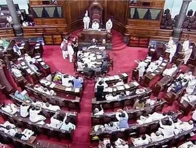 Parliament monsoon session: Sloganeering in Rajya Sabha over Pegasus report