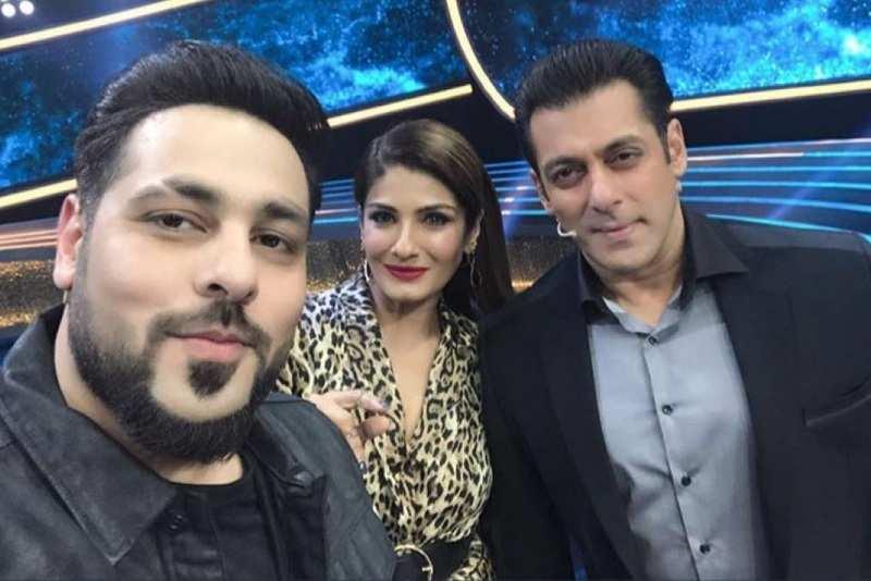 Raveena Tandon and Badshah to set Salman Khan's Dus Ka Dum on fire