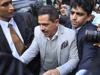 ED has big revelation in Robert Vadra case