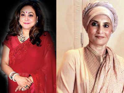 Tina Ambani, Sunita Kapoor, Poonam Bhagat Shroff among others visit Kavita Singh's house for Makar Sankranti celebrations