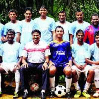City-based Ryan Football Club scores 2-0, qualifies for MDFA super division