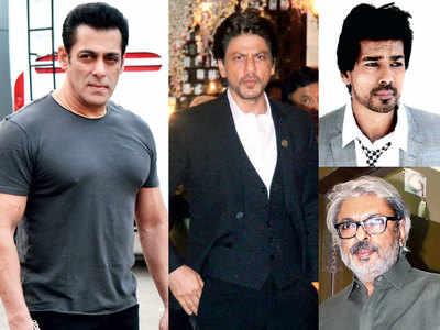 Nikhil Dwivedi confirms Salman and Shah Rukh Khan had agreed to be part of Sanjay Leela Bhansali's film