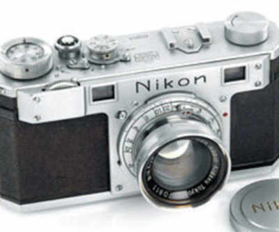 Oldest Nikon camera auctioned for 384K euros