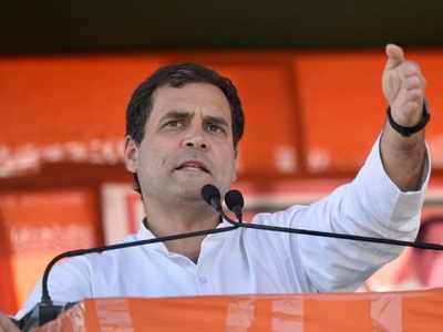 When youth ask for jobs, Modi government speaks about Article 370 and Moon: Rahul Gandhi slams PM in Latur