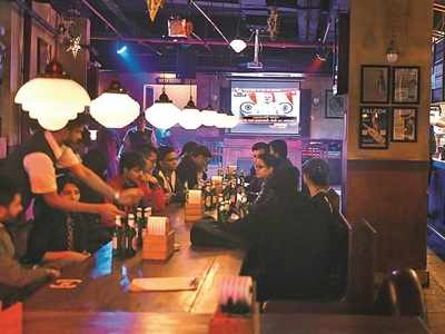 Pune Crime Branch raids over 100 pubs, hotels in the city