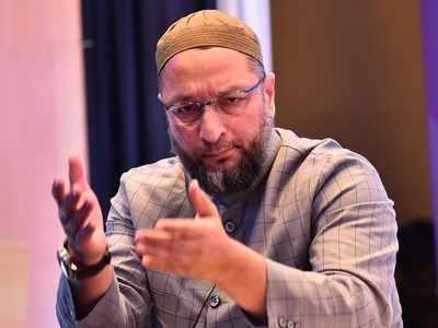 Amit Shah's 'MIM mukt Hyderabad' means 'Muslim mukt Bharat': Asaduddin Owaisi