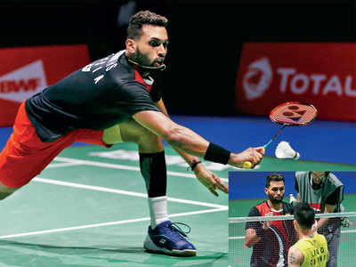 World Championships: HS Prannoy hands Lin Dan his career's earliest exit