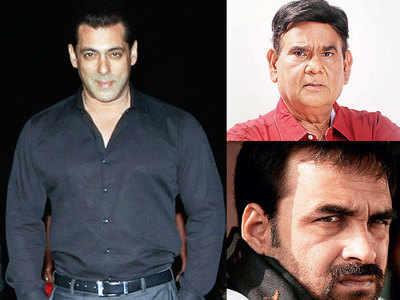 Salman Khan is producing Satish Kaushik's directorial comeback