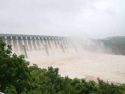 Narmada, Ukai dams start generating power