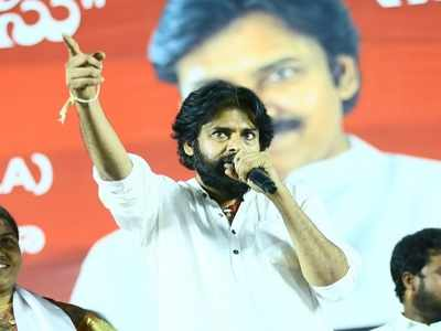 Pawan Kalyan accuses KCR of intimidating leaders of rival parties to join YSR Congress Party