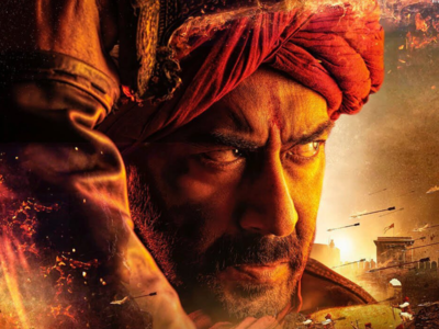 'Tanhaji: The Unsung Warrior' beats 'Golmaal Again' box office collections; becomes Ajay Devgn's highest grossing film worldwide