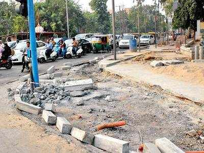 'Rs 37-crore road to traffic woes'