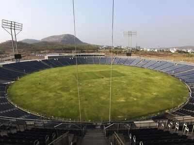 Lenders 'symbolically' take over cricket stadium in Pune as MCA fails to repay loan