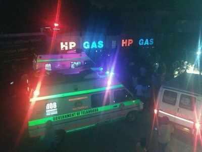 Fire breaks out in HPCL godown near Hyderabad