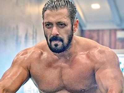 Salman gets prepped for Tiger 3