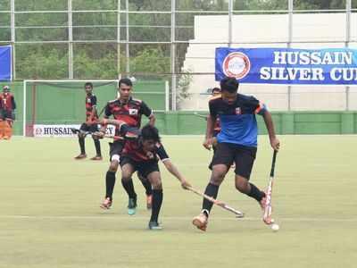 Excellency Academy, Krida Prabodhini, Hockey Pune march ahead