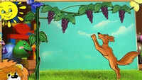Children English Nursery Rhyme 'Grandpa Stories | Grapes Are Sour' - Kids Nursery Rhymes In English