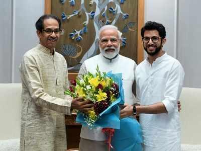 Uddhav Thackeray meets PM Narendra Modi for first time since Shiv Sena-BJP split