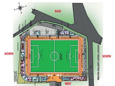 Stadium to cost Rs 7.2 crore