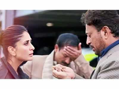 Meet Officer Naina Kohli: Irrfan Khan shares a glimpse of Kareena Kapoor Khan's character from Angrezi Medium