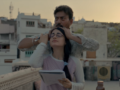 Angrezi Medium song Laadki out: Irrfan Khan, Radhika Madan's father-daughter bond will tug at your heartstrings