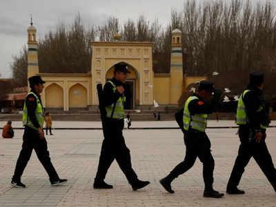 China installing QR codes on Uighur Muslim homes in mass crackdown