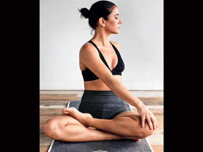 PLAN AHEAD: Practise yoga