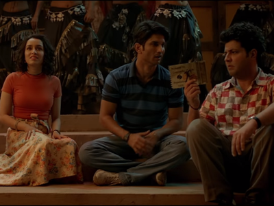 Chhichhore Box Office Collection Day 4: Sushant Singh Rajput, Shraddha Kapoor's film crosses Rs 40 crore mark