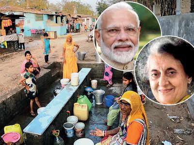 We love Indira but now we vote Modi