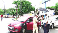 Covid-19: Patna under strict surveillance during week-long lockdown