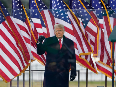 Donald Trump finally concedes after Congress affirms Joe Biden's win