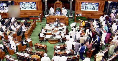 Parliament session live updates: Lok Sabha adjourned till July 26 amid uproar and protests over 'Pegasus Project' media report