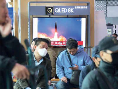 NKorea goes ballistic in times of Covid-19
