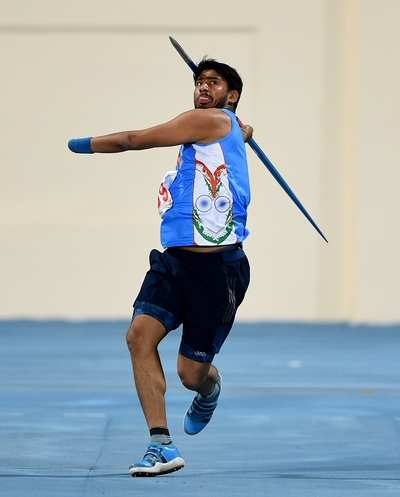 Gurjar wins gold at World Para Athletics Championships