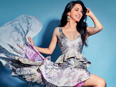 It's Delhi to Ghaziabad for Kiara Advani who has started prepping for Indoo Ki Jawaani