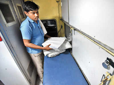 Pune div trains suffer losses as passengers steal items worth Rs 2.5cr from AC compartments