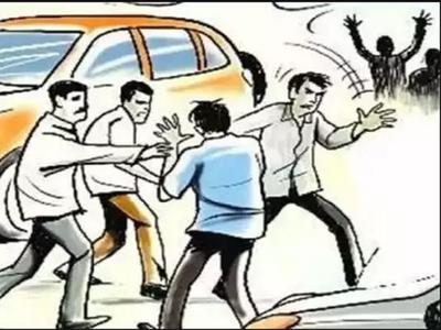 Bengaluru: 4 men pick up row, rob cop's hubby on NH 75