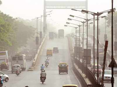 Forget Delhi, air quality in Mumbai is also unhealthy