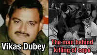 Vikas Dubey: Notorious criminal who shook Uttar Pradesh with attack on cops