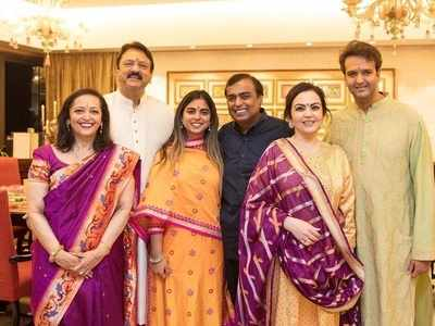 Isha Ambani, Anand Piramal to get married on December 12 in Mumbai