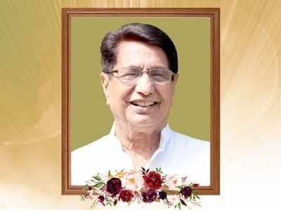 Rashtriya Lok Dal chief and former Union Minister Ajit Singh passes away