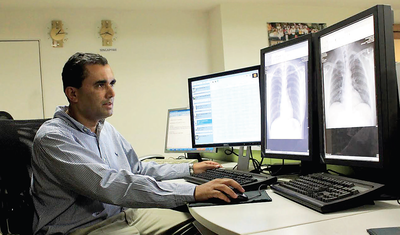 Bengaluru solves crippling radiologist shortage through teleradiology, e-lectures