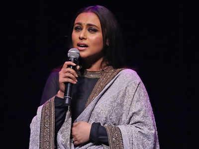 Rani Mukerji to make her directorial debut in 2020?